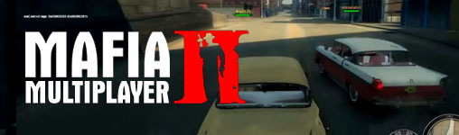 Mafia 2 Multiplayer - Autos, Tuning und 1000 Spieler!